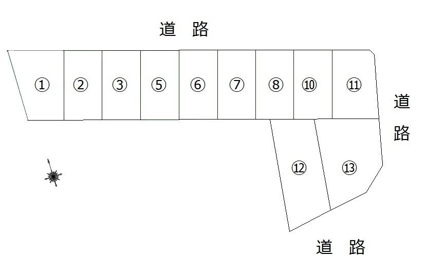 区画図 白 - コピー